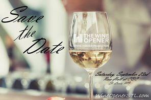 Wine Opener - Save the Date