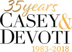 35th Casey and Devoti firm anniversary