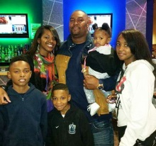 Renese M and family